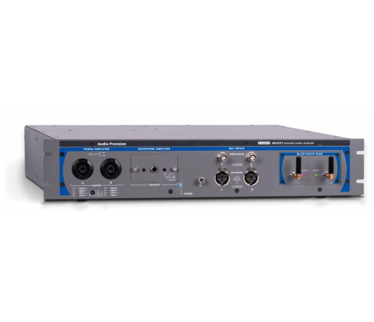 APx517 B Series Acoustic Analyzer