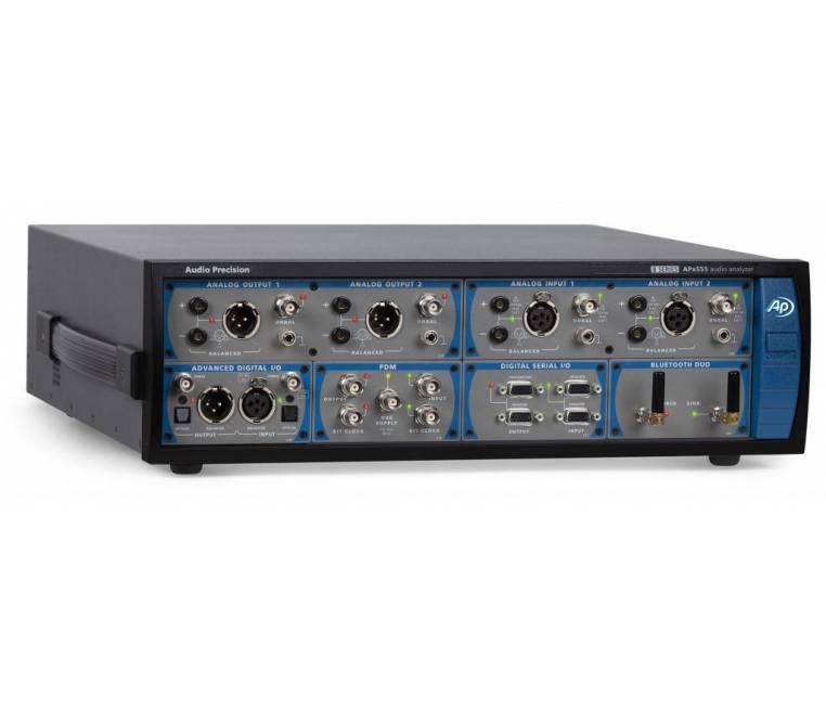 APx555 B Series Audio Analyzer