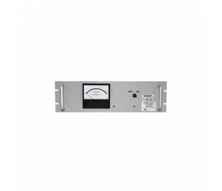 """15/30/60 kW, Single 4-1/2"""" Panel-Mount RF Wattmeter with FWD and RFL Switch"""