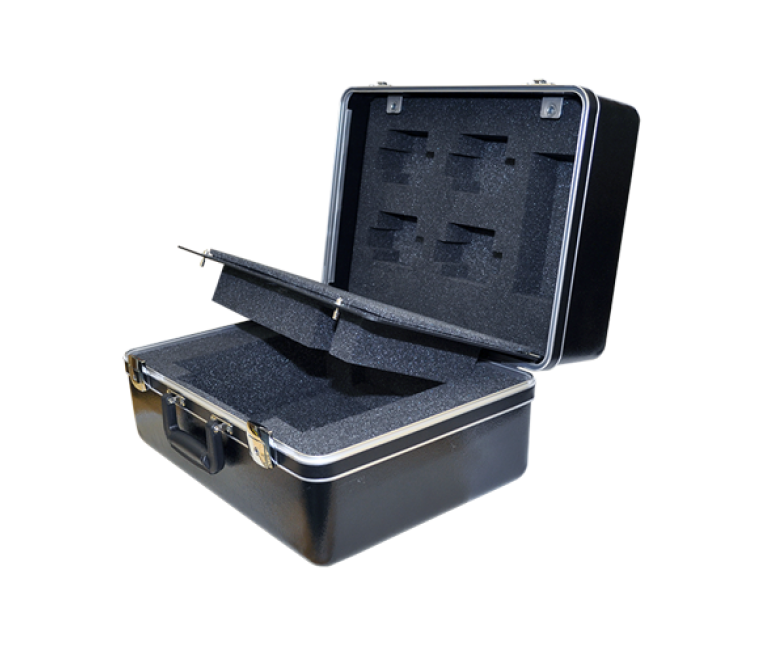 4391A RF Power Analyst Carrying Case, RF Signal Sampler and Accessories