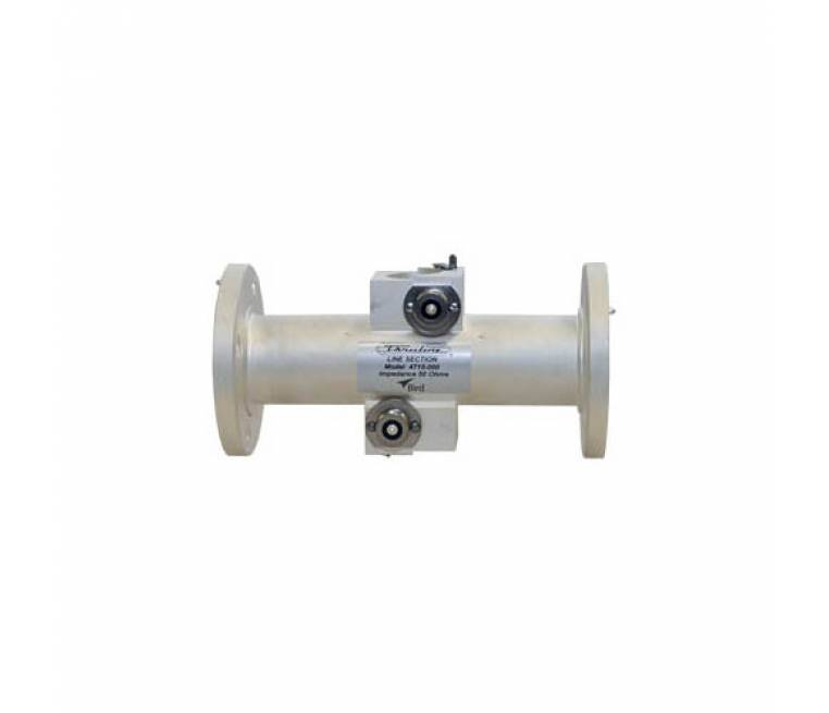 "1-5/8"" Thruline® Flanged RF Line Section"