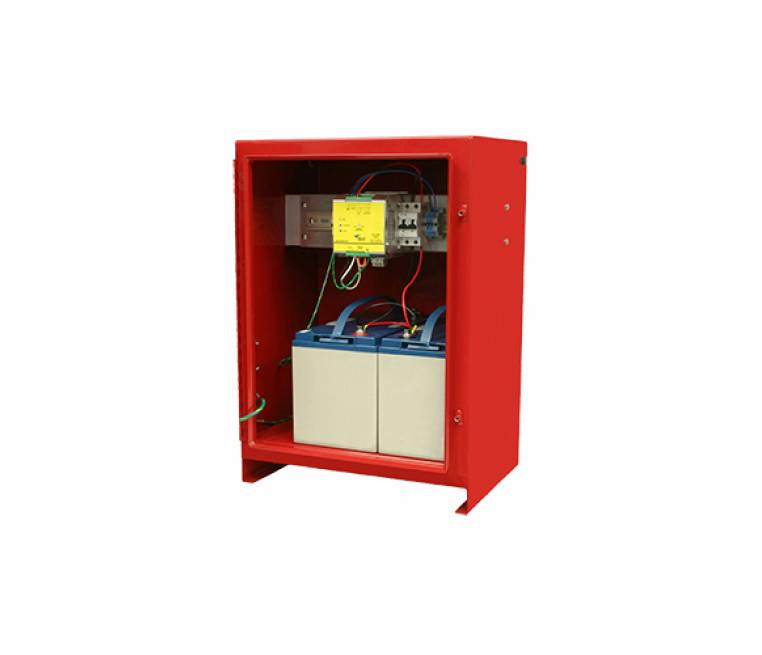 NFPA Compliant Battery Backup Units