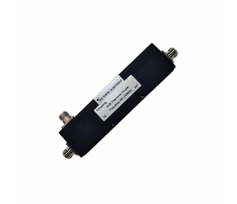 450-2700 MHz Directional RF Couplers, 300W, N-F, IP65, -153dBc