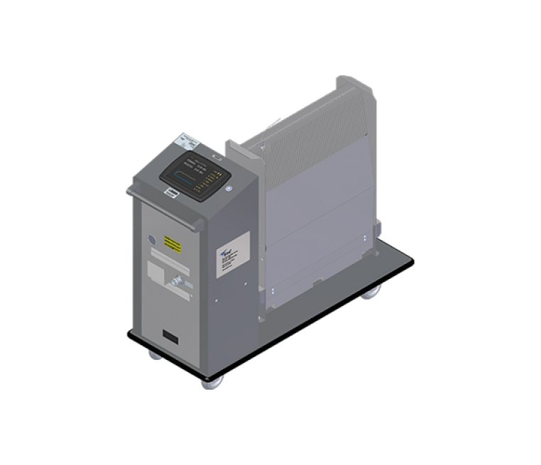 Calibration Cart, Dual Sensor