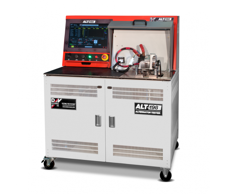 ALT-198 - Alternator Testing Equipment