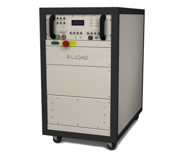 R-L Load - Power Inverter Module Testing