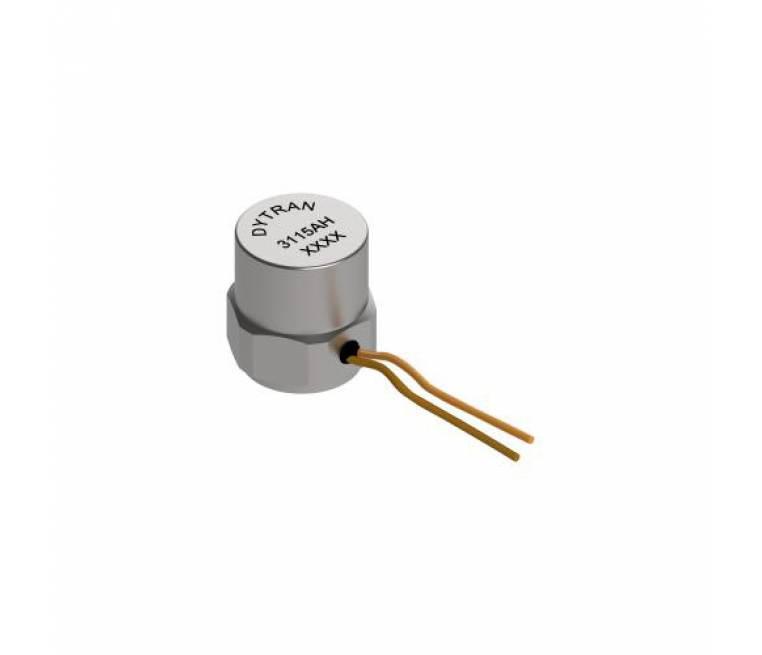 High Temp. Miniature IEPE Accelerometer Model 3115AH