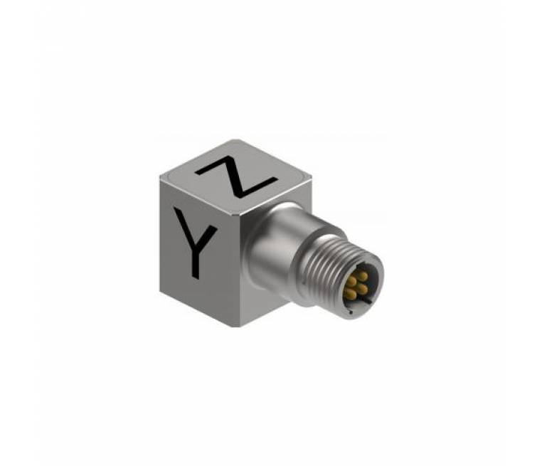 Triaxial Accelerometer With TEDS Model 3533A