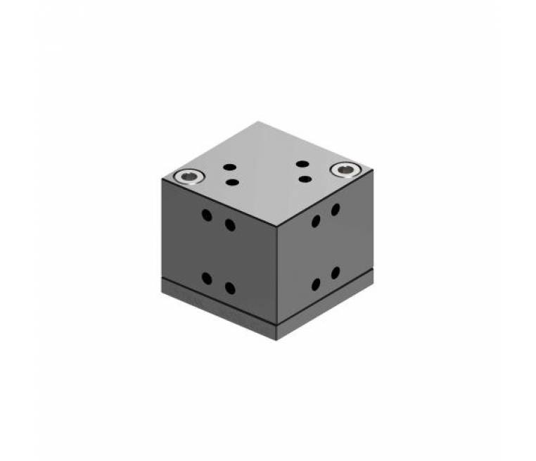 Triaxial Mounting Block Model 6749