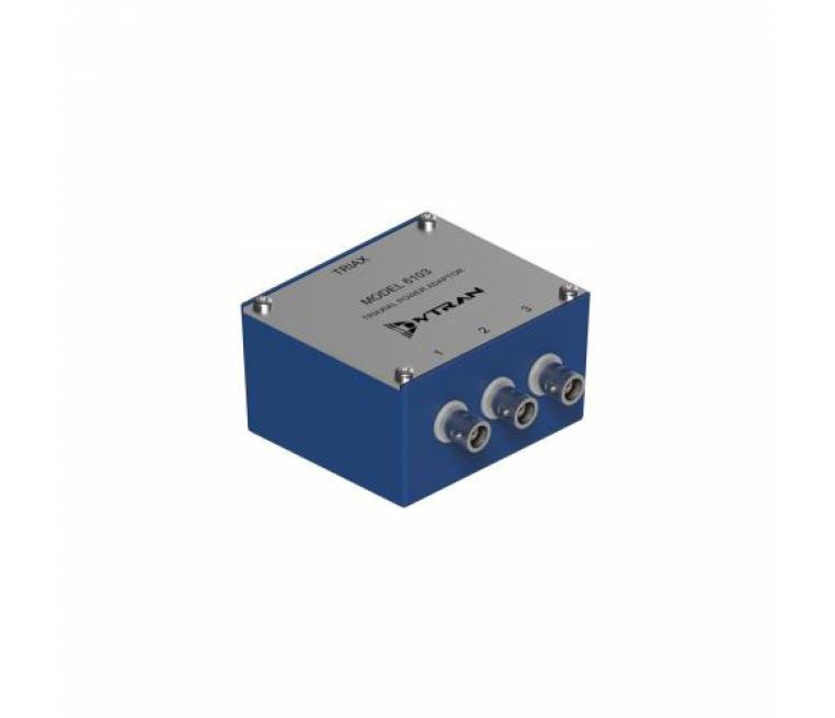 Triaxial Power Adapter Model 6103