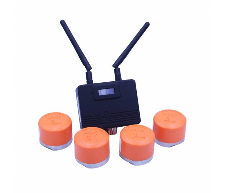Wireless Triaxial Accelerometer for Continous Monitoring Sensor - Phantom Expert 4 Kit