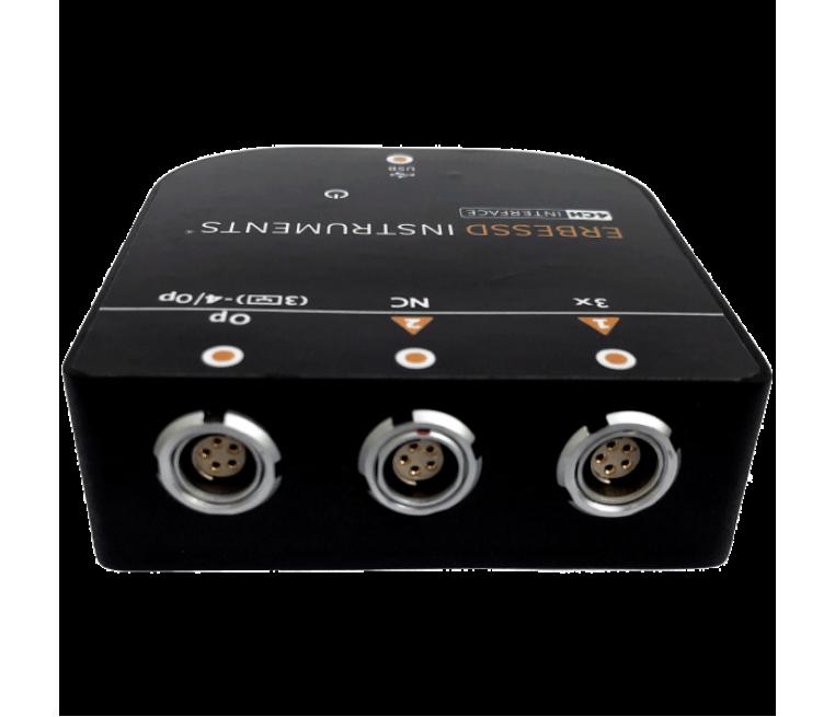 Balancing & Vibration Analysis Interface / GX400 - 4 Channel Interface