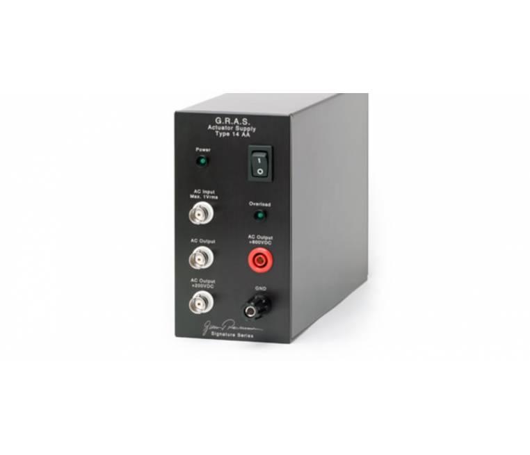 GRAS 12AX 4-Channel CCP Power Module with Gain