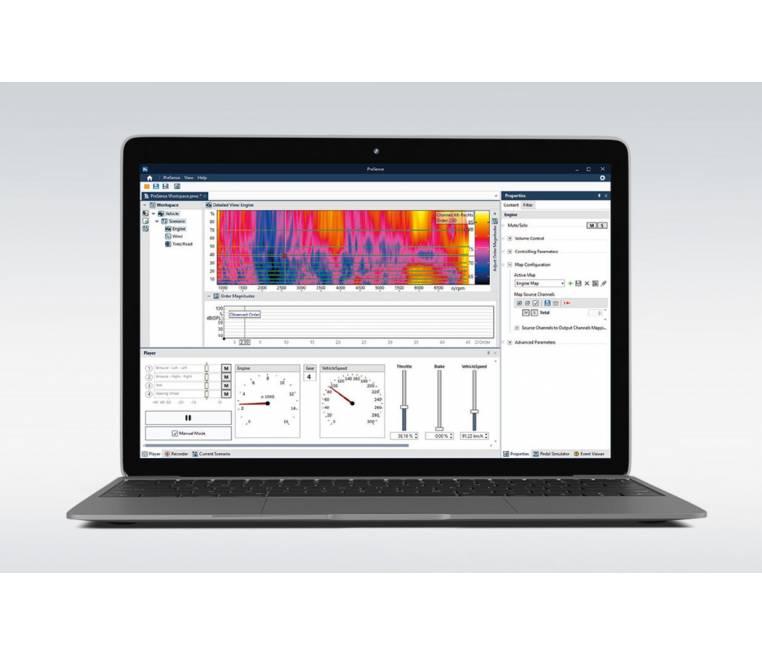 PreSense – Interactive NVH simulator for virtual engineering & prototyping