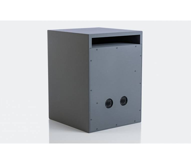 HSW I (Code 2950) - Subwoofer with power amplifier for high-quality playback