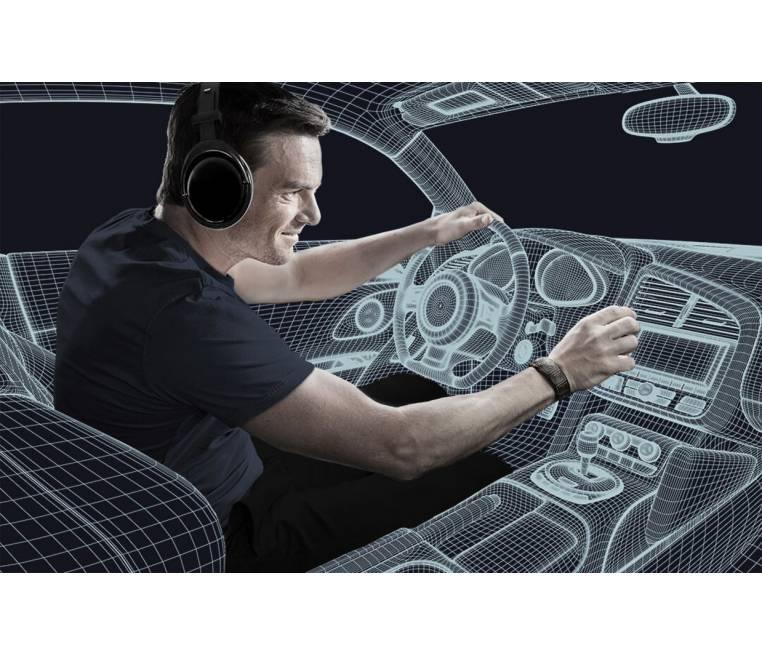 SoundCar - Multidimensional sound playbackin a real vehicle