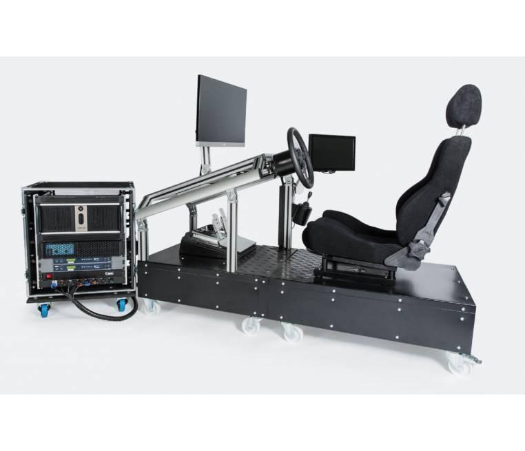 SoundSeat - Multimodalplayback system for vehicle interior noise
