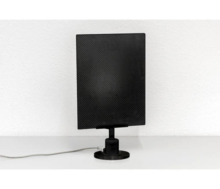 HRR I -HEAD acoustics Rotating Reflector (variable acoustic echo path)