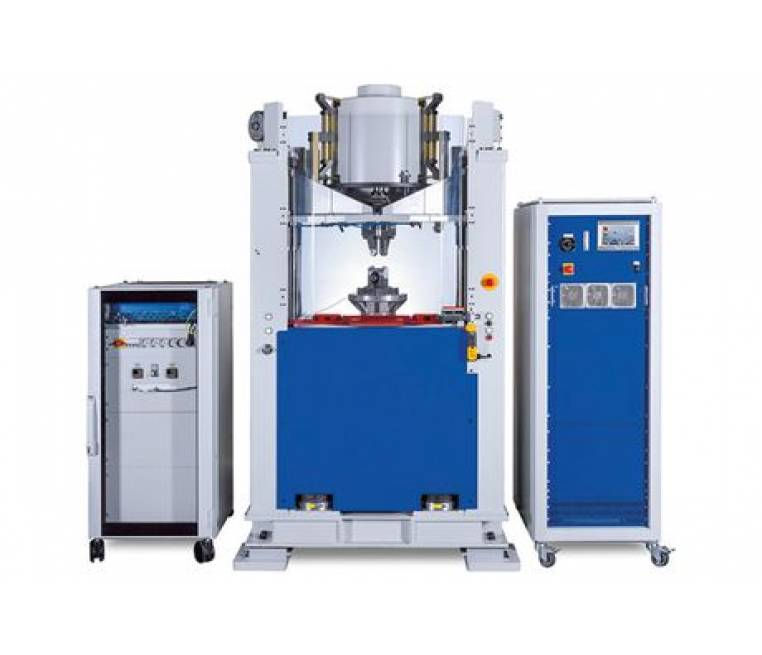 High-Frequency Dynamic Stiffness Test Rigs for Elastomer Mounts