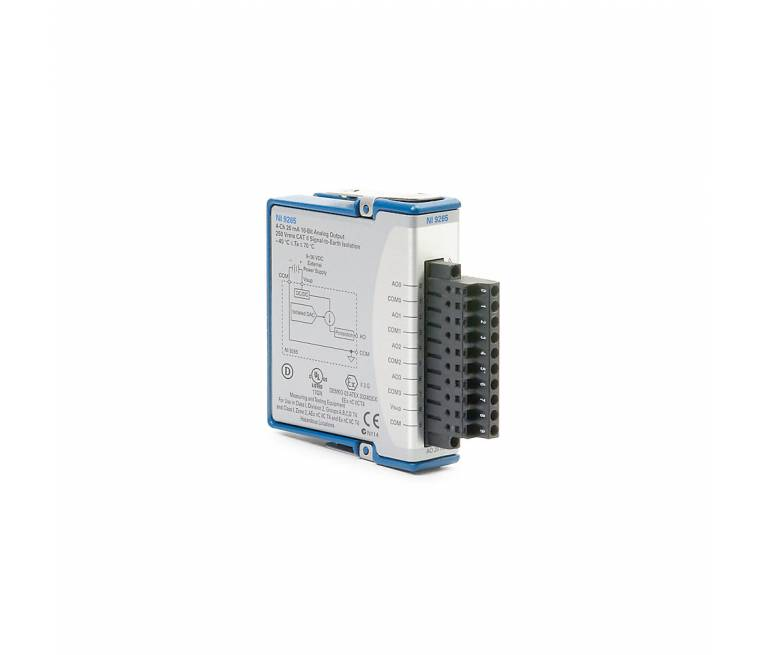 C Series Current Output Module