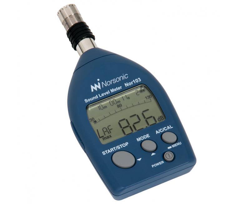 Sound Level Meter Nor103