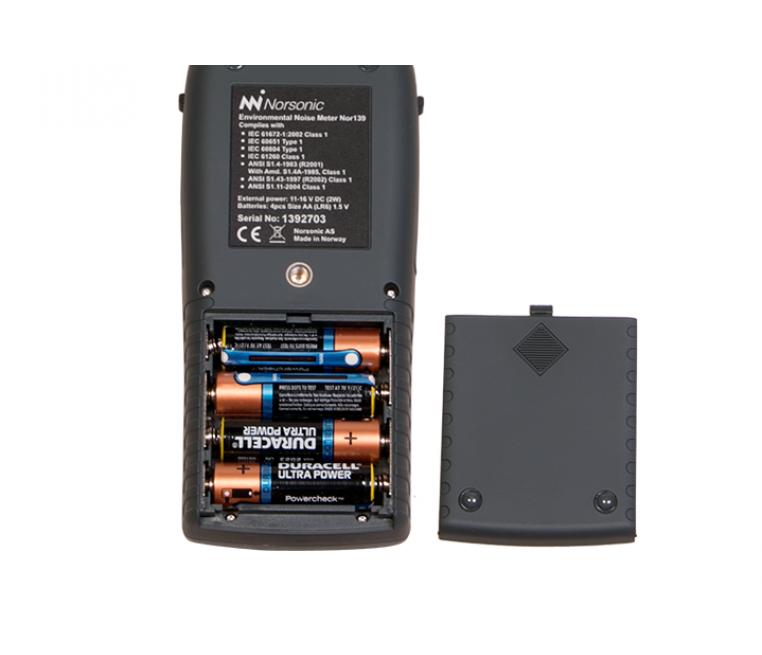 Environmental Noise Meter Nor139