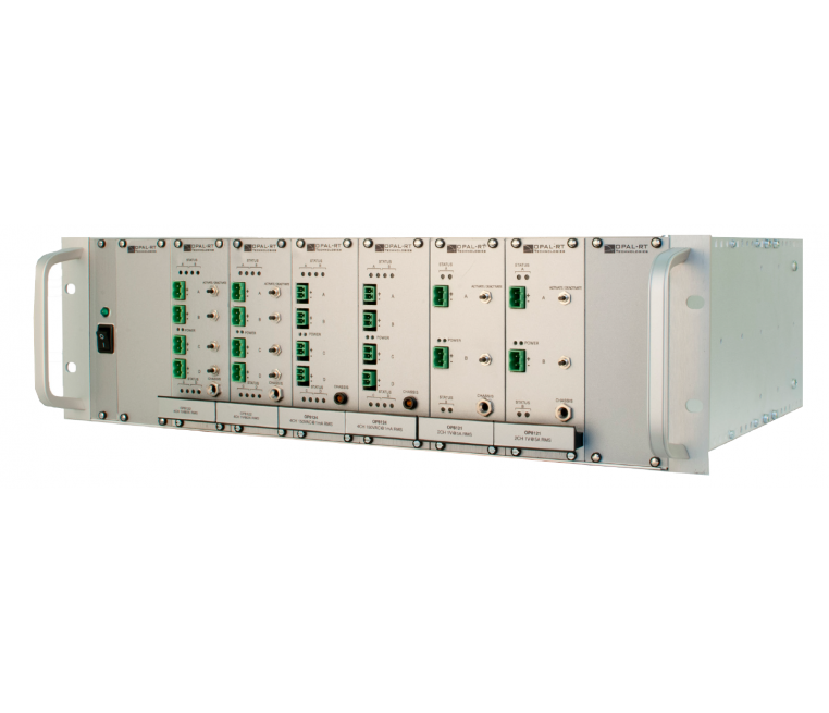 OP8120 Modular Signal Conditioning Chassis