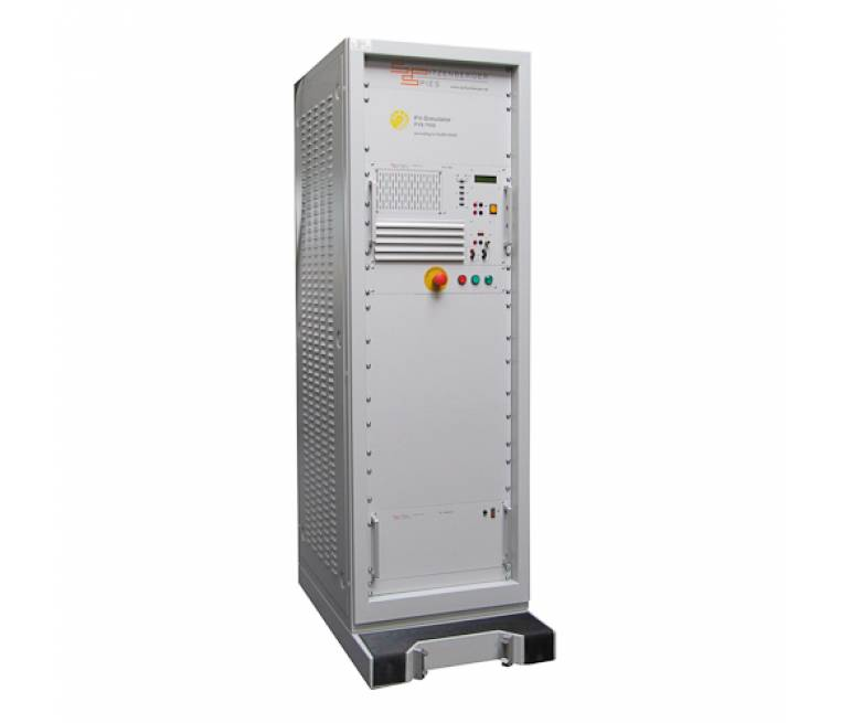 TEST SYSTEMS FOR SOLAR INVERTERS ACCORDING TO IEC/EN 50530 AND IEC62116