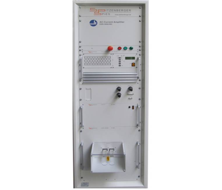 TEST BENCH FOR TESTING OF TERMINAL BLOCKS FOR COPPER CONDUCTORS
